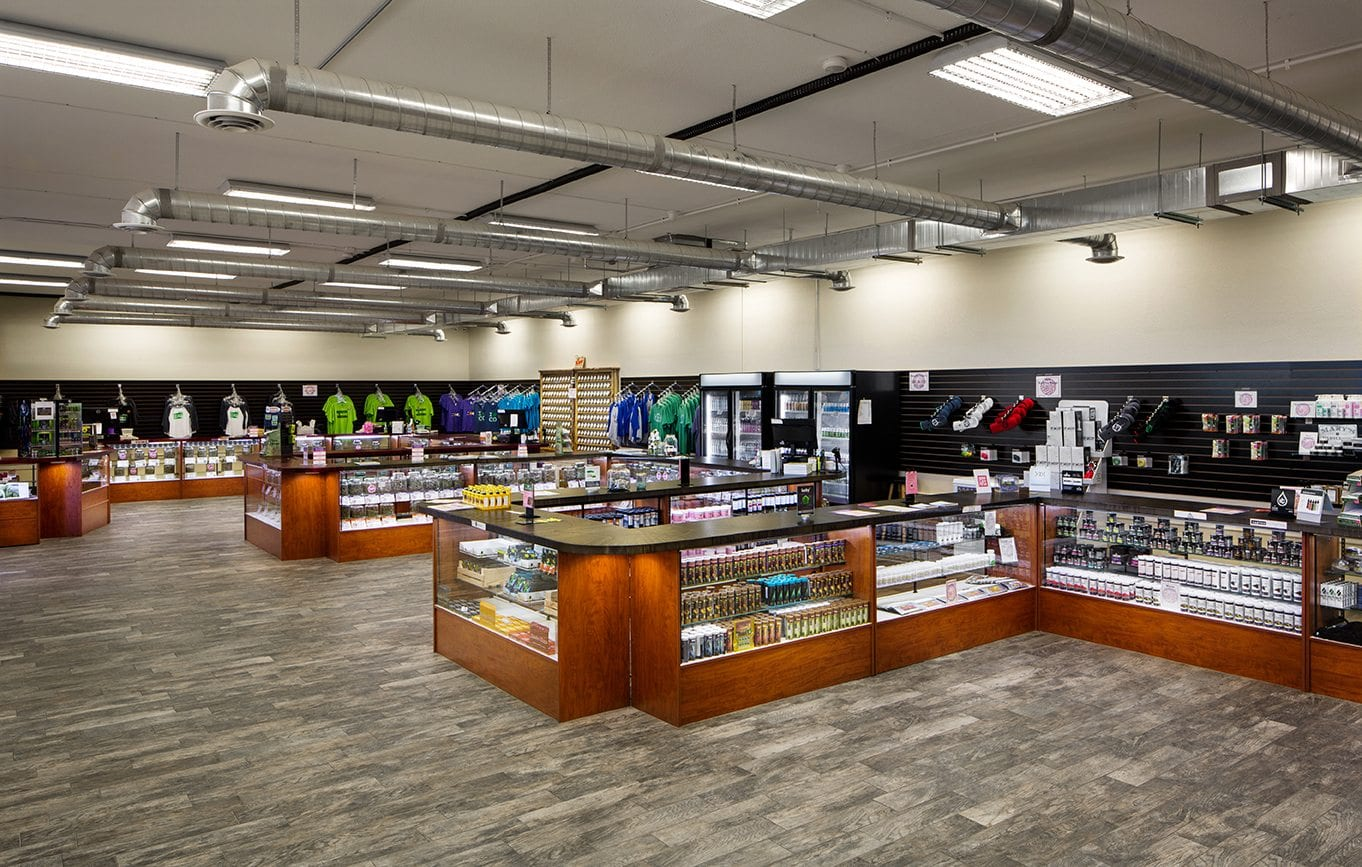 Oasis Cannabis Super Store I Denver Dispensary Open Late