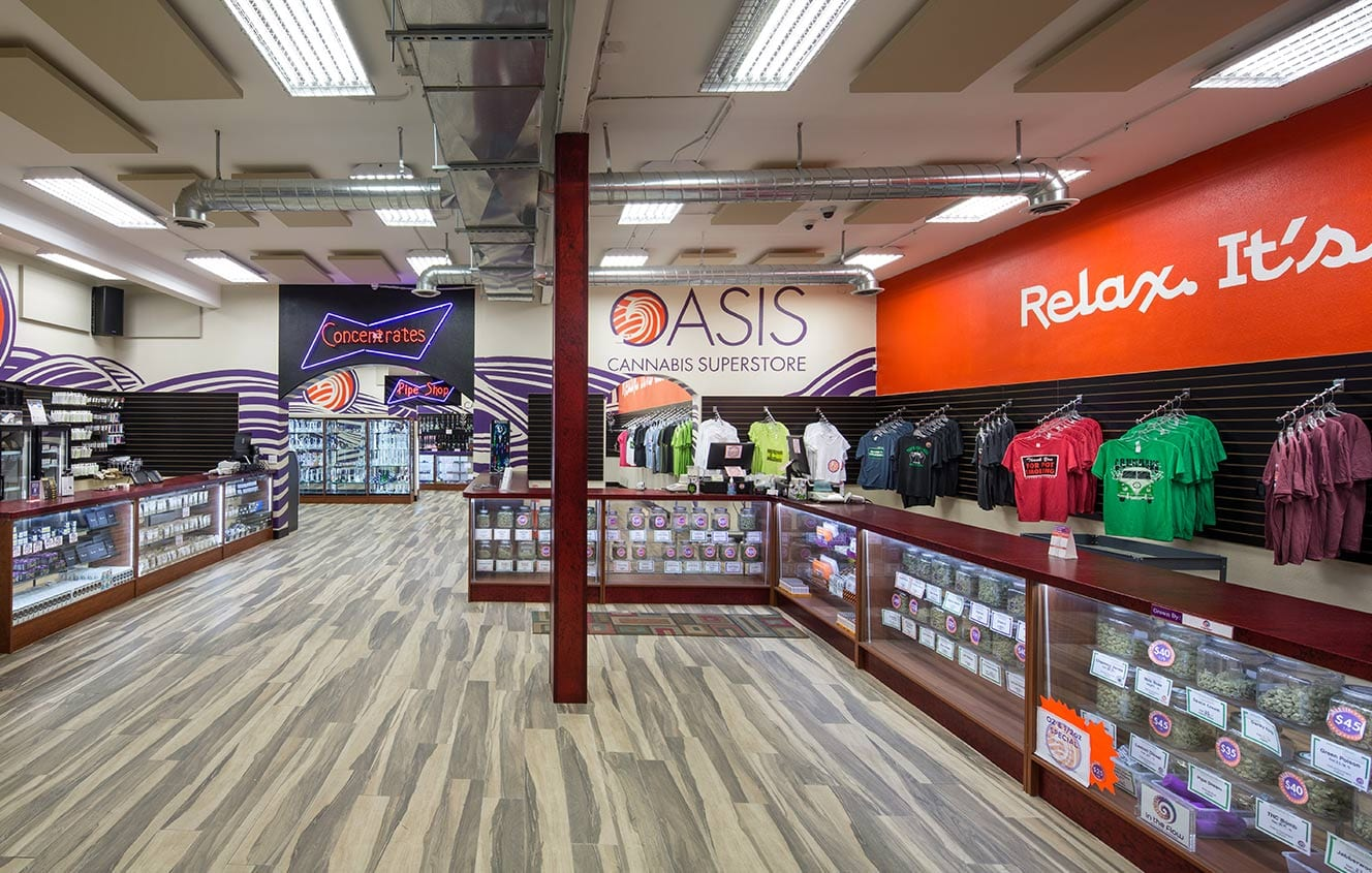 Oasis Cannabis is a Las Vegas recreational and medical marijuana dispensary dedicated to providing the best cannabis and customer experience in Nevada.